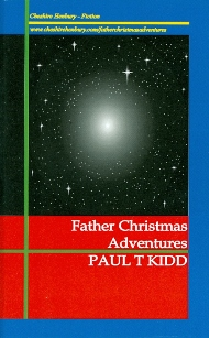 father christmas adventures book cover