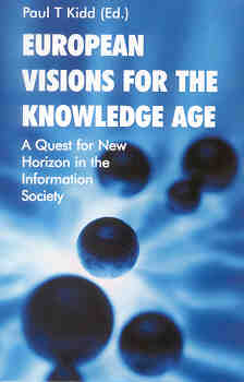 European Vision for the Knowledge Age book cover